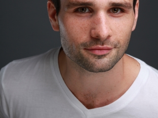 Alex Bambrick actor headshot