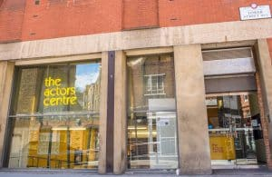 The Actors Centre in Tower street, London