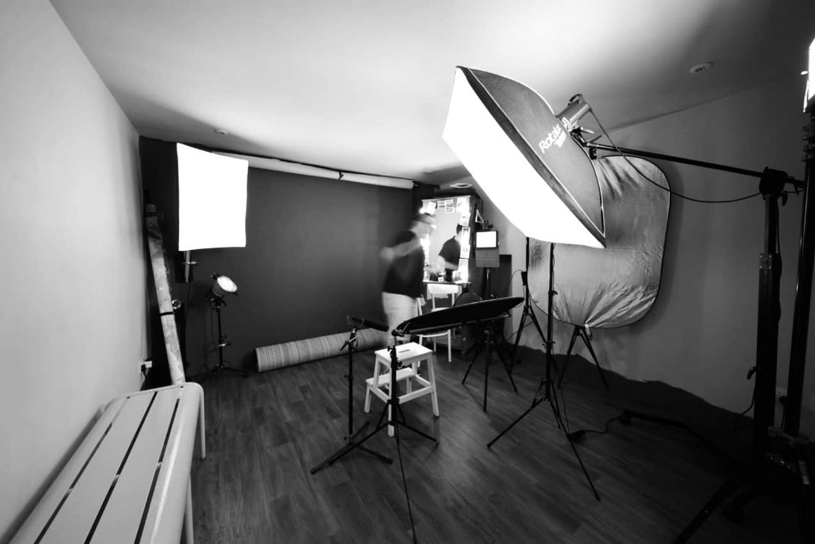 self-tape studio